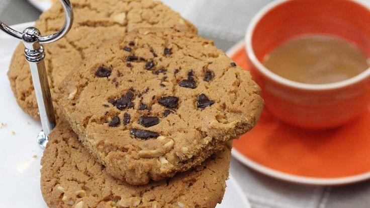 Peanut Butter Cookies  | VTM Koken