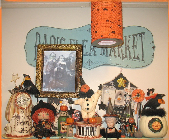 17 Best Images About Halloween Decor On Pinterest