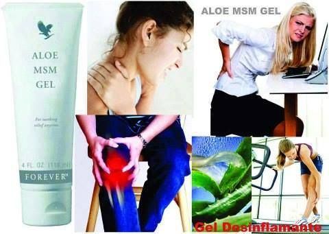 Aloe MSM Gel combines these two powerful ingredients with herbal extracts and other select ingredients for soothing relief anytime. When you're looking for soothing relief, reach for Aloe MSM Gel. MSM stands for Methyl Sulfonyl Methane, an organic sulfur found in almost all living organisms. In fact, sulfur is the third most abundant substance in our body. 4 fl oz
