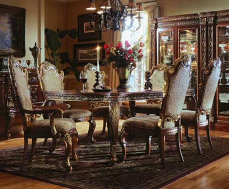 Formal Dining Room Sets U2013 Reasons Why Formal Tables Offer More Than Just A  Formal Ambience Part 32