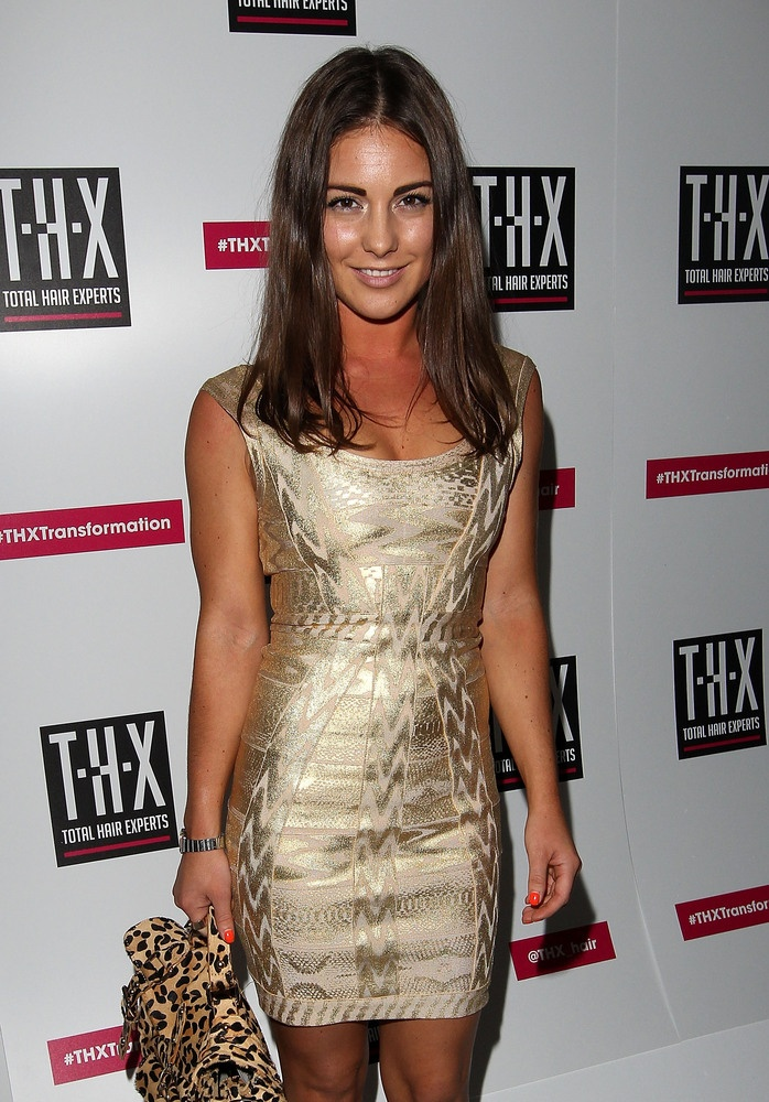 Made In Chelseas Louise Thompson I need a bandage dress, right meow.