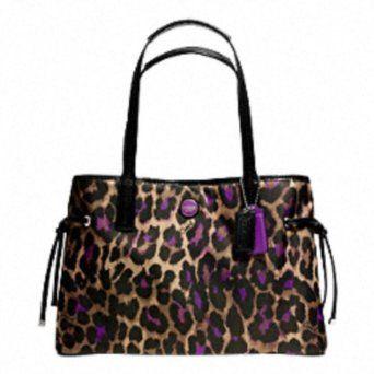 Coach Ocelot Print Crystall Carryall Shoulder Bag 25281 Violet, Multi http://www.branddot.com/13/Coach-Ocelot-Crystall-Carryall-Shoulder/dp/B00H0H8IPA/ref=sr_1_8/181-7887446-5201947?s=shoes
