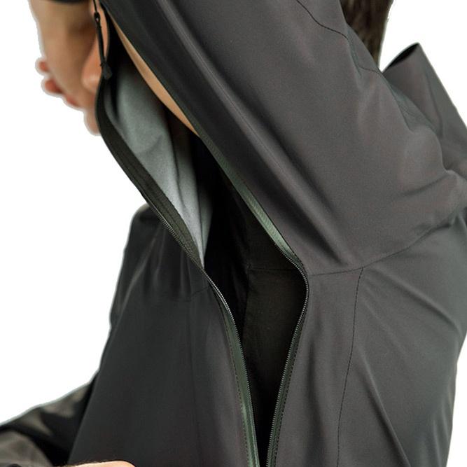 Aether Apparel Cascade Men's Rain Jacket.