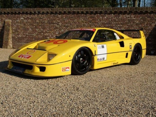 1993 Ferrari F40 Lm Spec Ferrari F40 Classic Motors Classic Cars