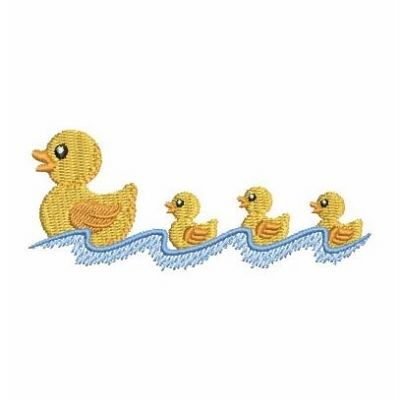 Free Machine Embroidery Designs Ducks In A Row