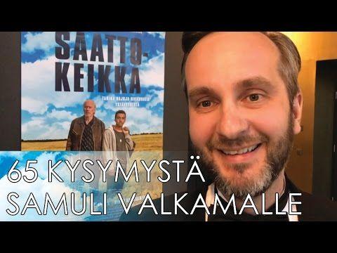65 kysymystä SAATTOKEIKKA-elokuvan ohjaaja Samuli Valkamalle! Videolta selviää mm. mikä on parasta ja mikä pahinta hänen työssään.  SAATTOKEIKKA elokuvateattereissa 🎬