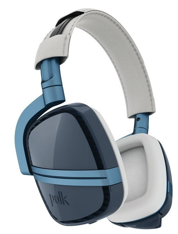 Polk Audio 4Shot Headphone - Blue - Xbox One -     The first ever collaboration between game designers and audio engineers     Compatible with Xbox One, smartphones and tablets: take calls with the touch of a button     Retractable near-field gaming microphone is never in the way.     Included headset adapter connects directly to your...