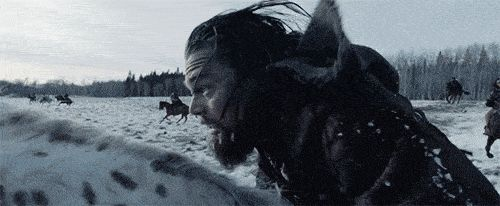 Beards and bears aplenty in the first trailer for 'The Revenant.'