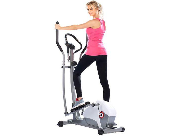 http://j.mp/Sports-Komfort-Crosstrainer-Test  PEARL sports Komfort-Crosstrainer mit Pulsmesser, 5 kg Schwungmasse - http://j.mp/PEARL-sports-Komfort-Crosstrainer