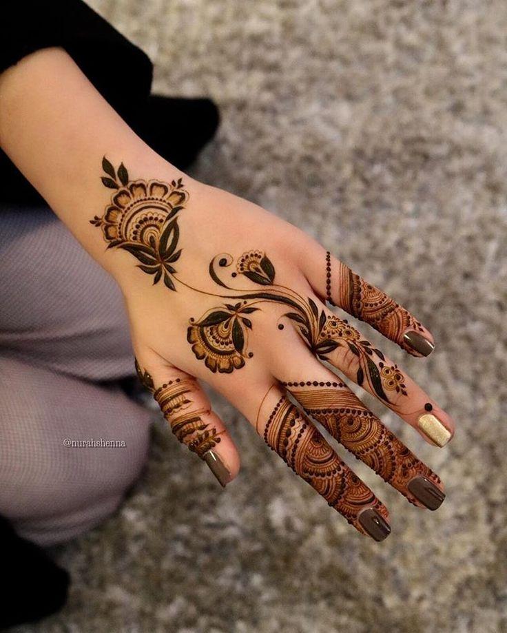 Pin By Sweta Abhay On Mehendi Designs: Hèèña Design♡¡