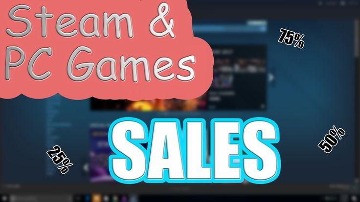 Steam And PC Gaming SALES of the Week! 2017 Week 5