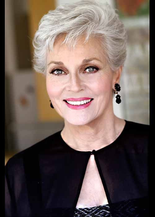 Short Hairstyles For Seniors 115 Best Over 50 Fashion Makeup & Hair Images On Pinterest  Make
