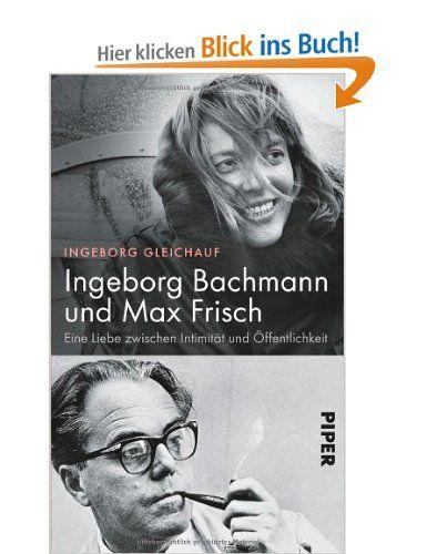 Ingeborg Bachmann und Max Frisch: Eine Liebe zwischen Intimität und Öffentlichkeit via Stepanini