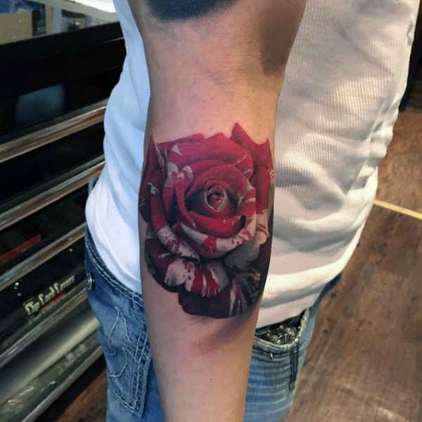 Ideas And Inspiration For Guys: Best 25+ Rose Tattoos For Men Ideas On Pinterest