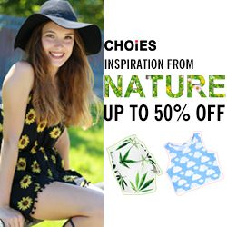 Orice ieftin...: Choies.  Inspiration from nature up to 50% off