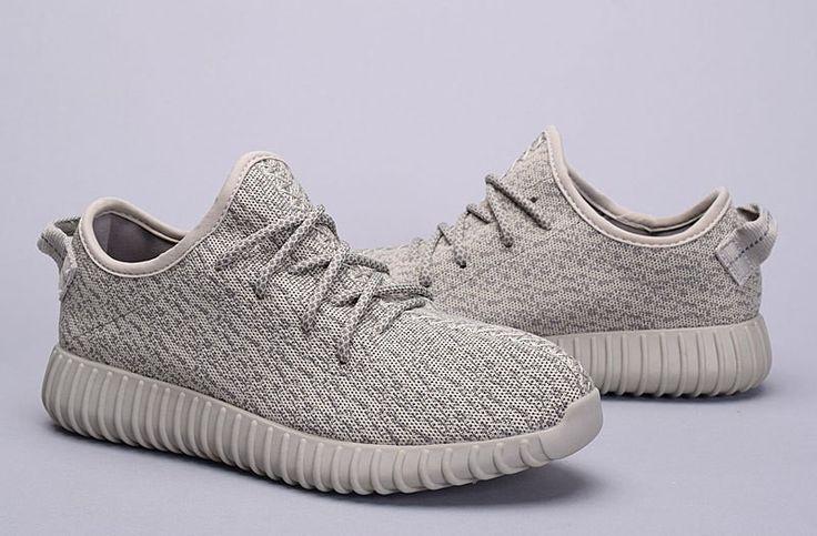 2016 marca china barata zapatos de hombre casual, abucheos yeezy 350 nuevas…