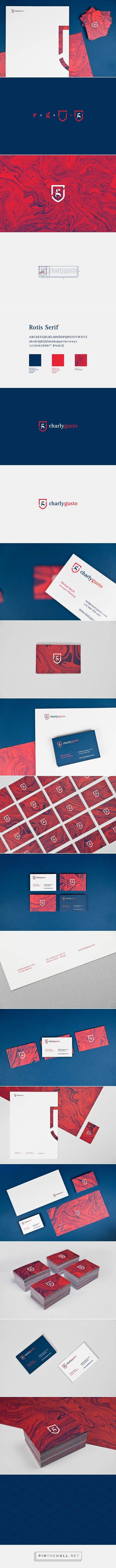 Charly Gusto on Behance - created via https://pinthemall.net