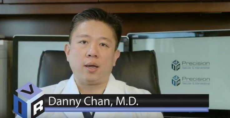 Dr. Danny Chan's Medical Minute on Varicocele.  Do you understand how Varicocele can affect a person's healthy daily life?   www.PrecisionVIR.com