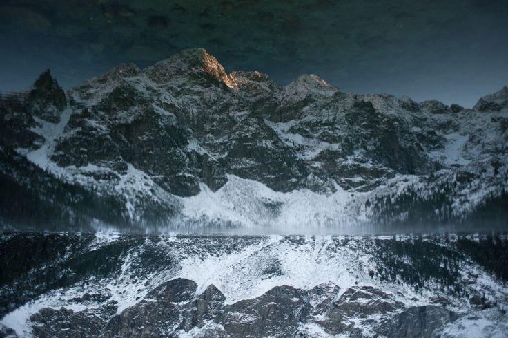 #Tatras by night #Tatry nocą by Marcin Bałaban www.marcinbalaban.com