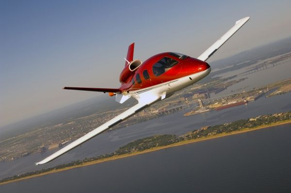 Cirrus Vision SF50, your personal jet...