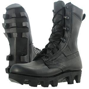 Wellco B213 Black Blast & Mine Kevlar Combat Boot