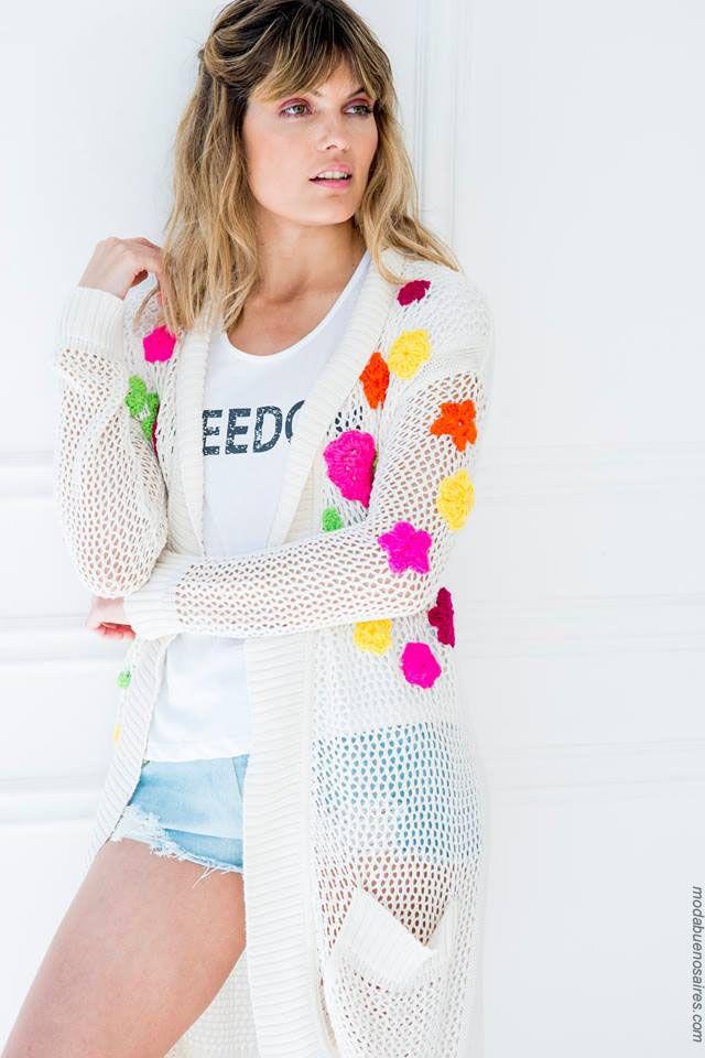 MODA PRIMAVERA VERANO 2019 | крючкомания 2 | Pinterest | Crochet ...