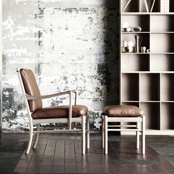 Colonial chair av Ole Wanscher