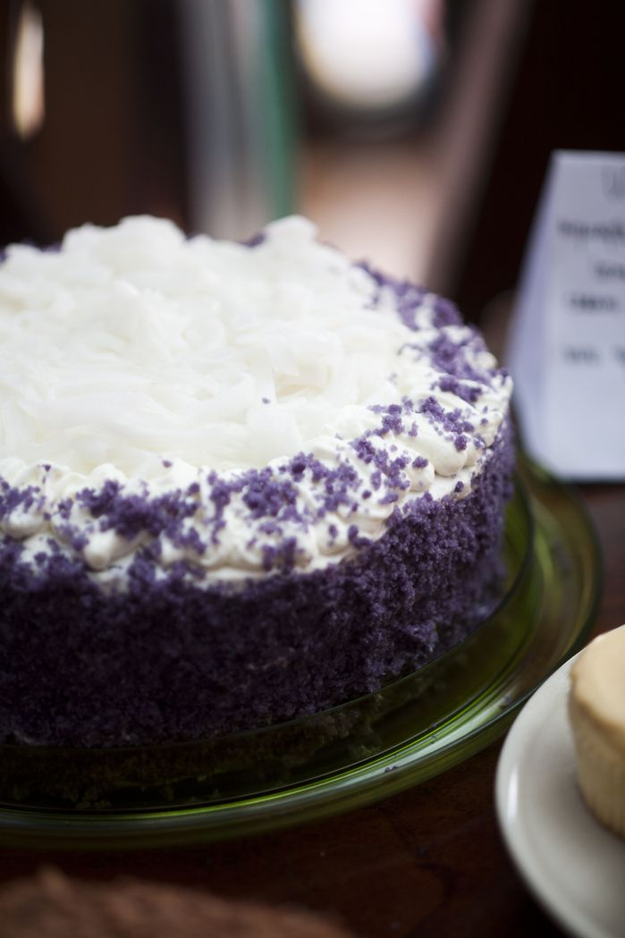 Best Ube Macapuno Cake Recipe