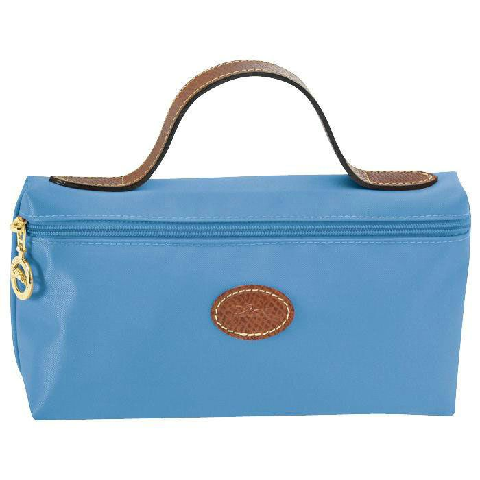 Longchamp Cosmetic Bags Light Blue #Handbags#jewellery|#jewellerydesign}