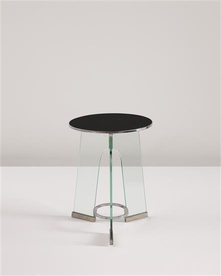 gio ponti, occasional table, ca. 1932