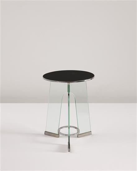 gio ponti, occasional table, ca. 1932