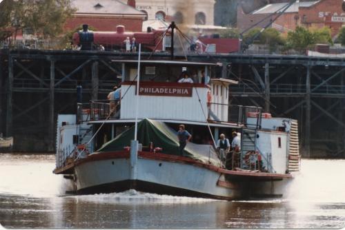 P.S. Pevensey 3 As PS Philadelphia in All the Rivers Run
