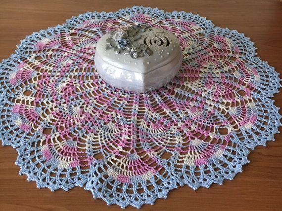 Меланж ткань вязаный декор украшение стола ананас салфетка крючком вязаная салфетка кружево крючком салфетки большой уютный дом, 100% хлопок .