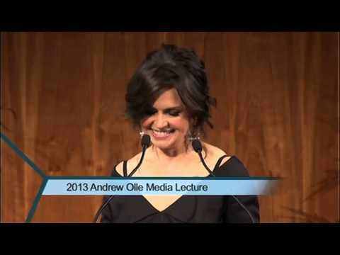 Lisa Wilkinson's Andrew Olle Lecture. Truly amazing!
