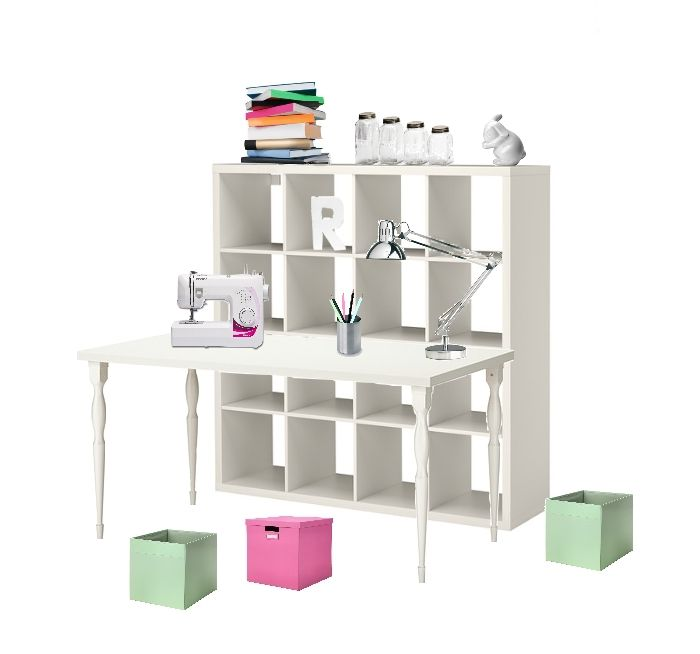 17 best images about amenagement atelier on pinterest craft tables craft rooms and tables for Amenagement atelier