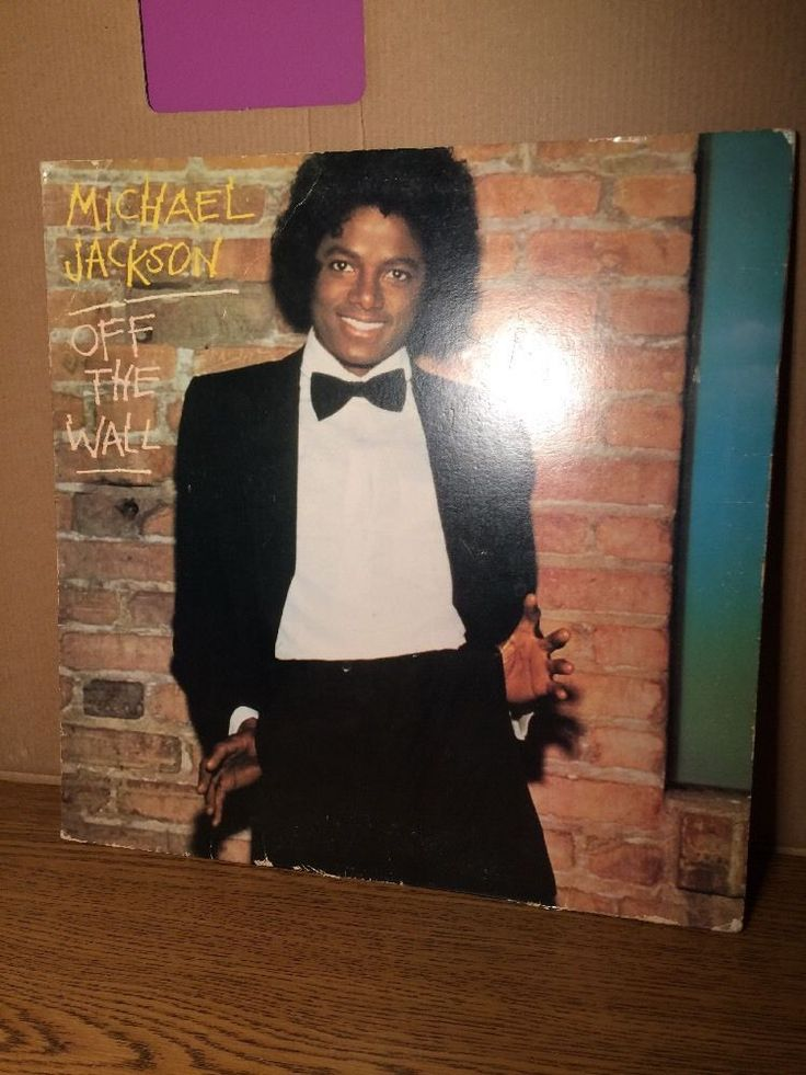 Michael Jackson, Off The Wall, Album 1979