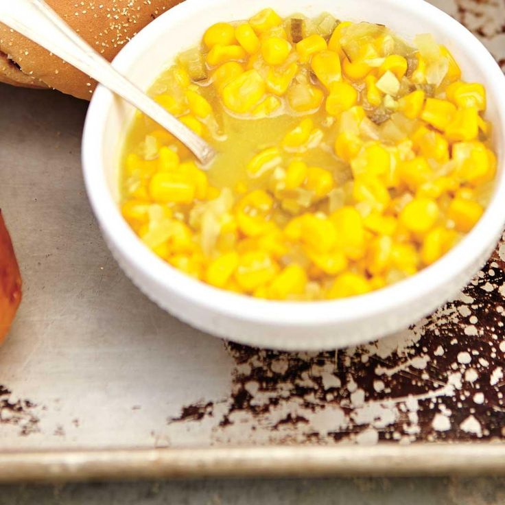 Relish de maïs
