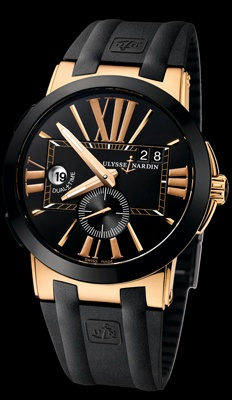 Ulysses Nardin: Executive Dual Time #NobleandRoyal