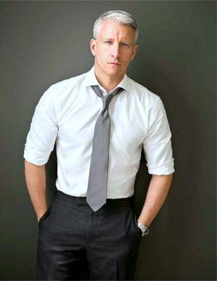 Anderson Cooper ↯