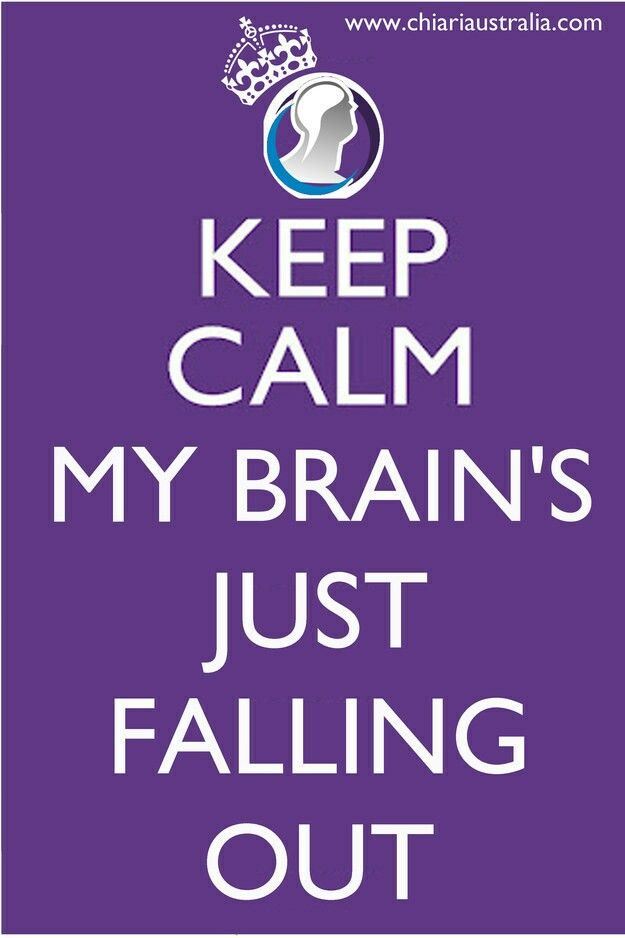 Chiari 1 Malformation Awareness !! Chiari Warrior's Life