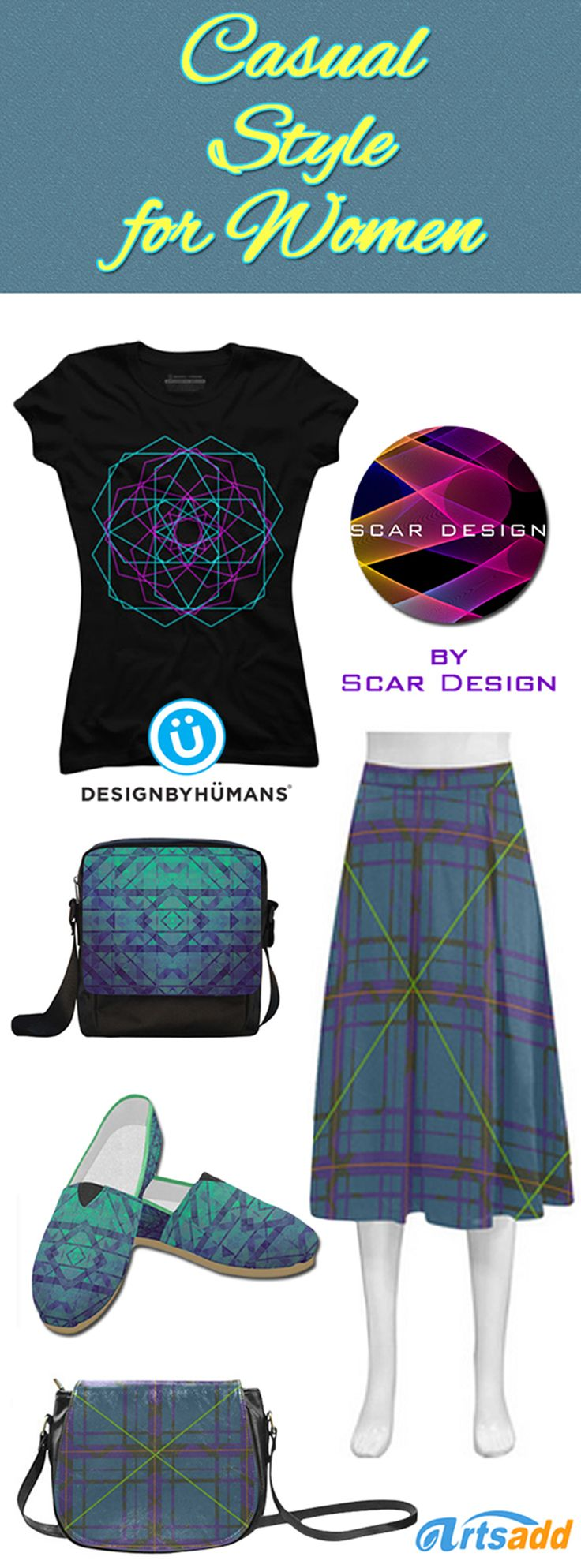 Casual Style #1 by Scar Design. http://www.artsadd.com/shop/sci_fi_dream_geometric_pattern_women_s_casual_shoes_model_004-1498295.html  #casual #style #casualwomen #fashion #bag #shoes #canvasshoes #spring #springshoes #skirt #tshirt #womenstshirts #giftsforher #colorful #gifts #designbyhumans #artsadd #scardesign #crossbodybag