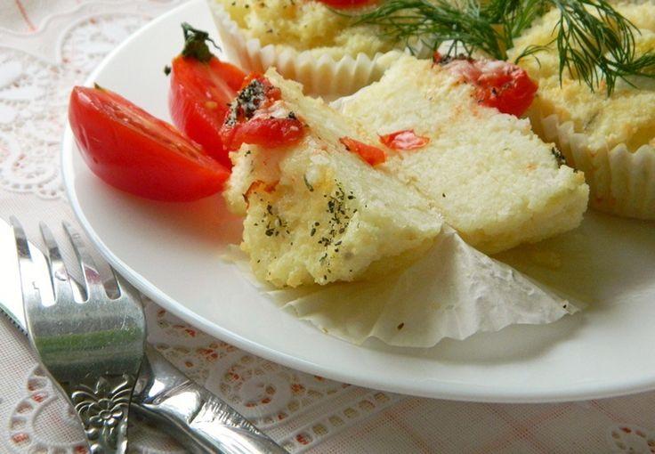 *Petit déjeuner avec le monde*: Рисово-сырные маффины