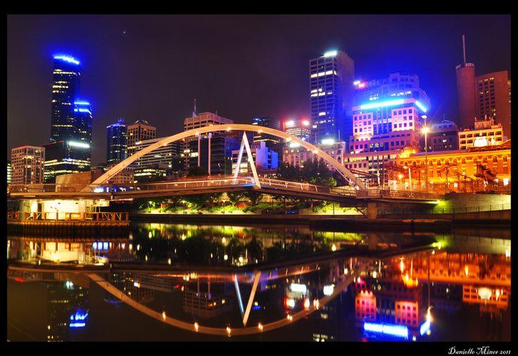 Melbourne Australia by DanielleMiner.deviantart.com on @deviantART