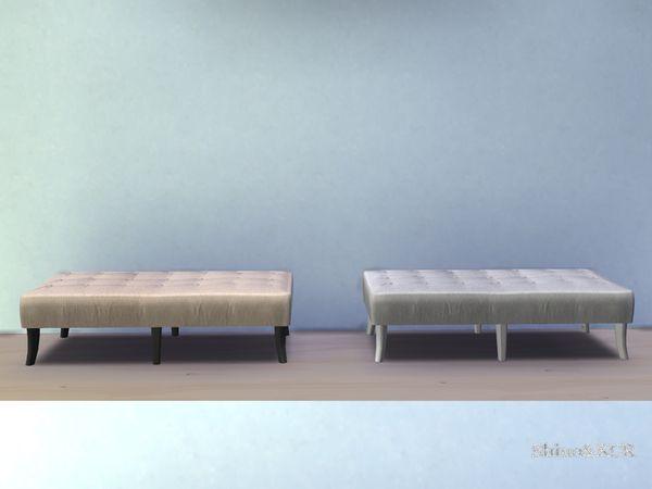 ShinoKCR's Power of Pink Bedroom - Bench