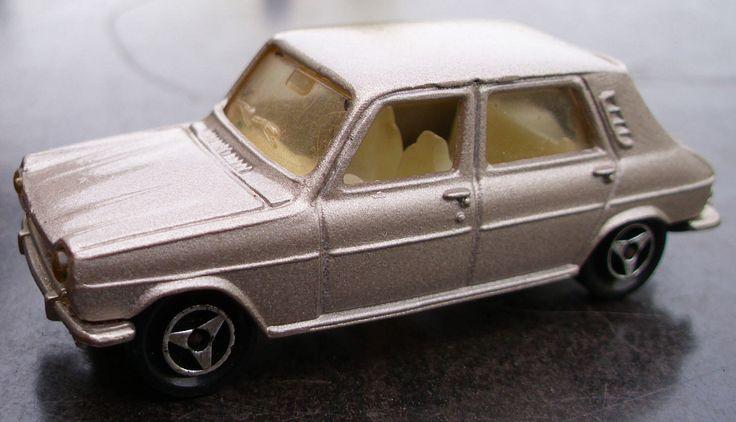 Simca 1100 (Majorette) | da Zappadong