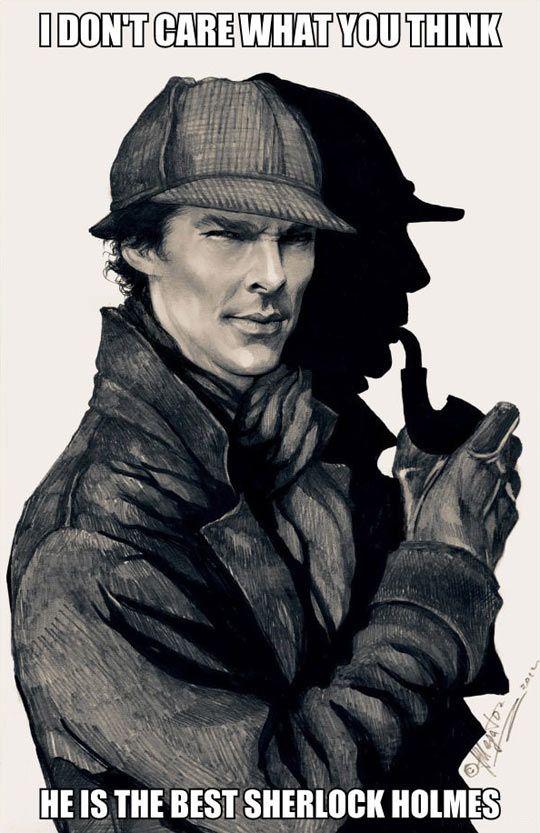 The best Sherlock Holmes
