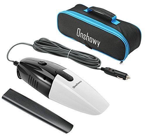 Car Vacuum Cleaner,Onshowy 12 Volt 75W Portable Handheld