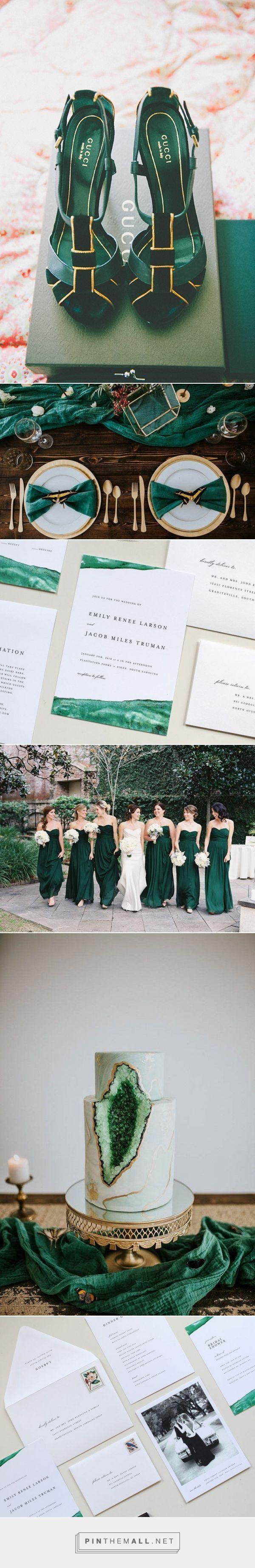 afternoon tewedding theme ideas%0A Emerald Wedding Invitation  Green Wedding Invites  Modern Emerald  Simple  Modern  Green Wedding Theme  Emerald Wedding Theme