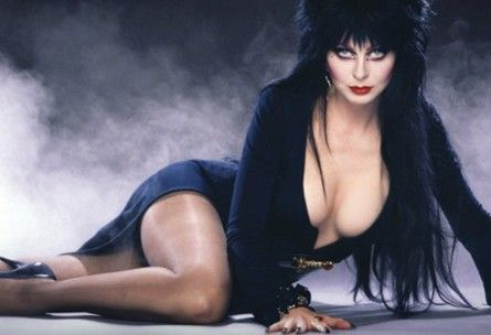 elvira princess of darkness nude