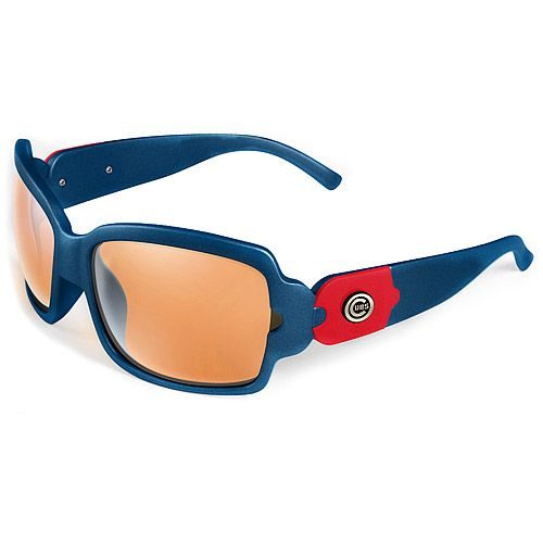 Chicago Cubs Women's Bombshell 2.0 Sunglasses by MAXX Sunglasses - MLB.com Shop